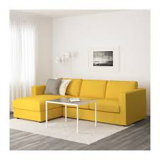 IKEA VIMLE 3-seat sofa The cover is easy to keep clean since it is