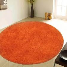 burnt orange rug. Amazing Large Round Rugs Area Astounding Burnt Orange Rug .