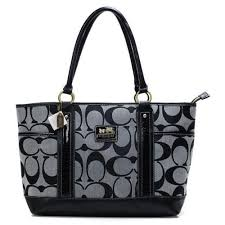 HighQualityCoach Go For Coach Madison In Signature Large Grey Totes ANH,  This Is A