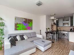 OneBedroom I  Budapest Diószeghy Sámuel Utca  Hungary - Bedroom living room