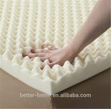 egg crate foam mattress topper. Egg Crate Foam Mattress Topper Memory T
