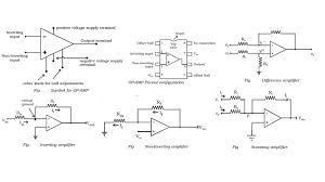 operational amplifier op amp