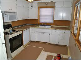 Refinishing Formica Kitchen Cabinets Refinishing Oak Kitchen Cabinets White Cabinet Home Decorating