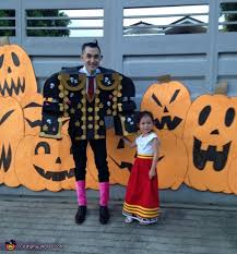 the book of life manolo sanchez homemade costume