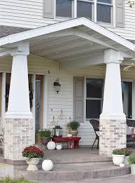 fall front porch blog hop timeless