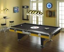 Innovation Cool Couches For Man Cave Pittsburgh Steelers Pool Table Design