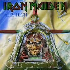Aces Charting System 35 Years Ago Iron Maiden Release Aces High Single