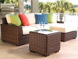 rattan sectionals wicker sectional sofa lovely outdoor patio indoor furniture bookcase shelves