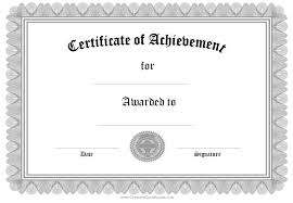 award certificates template formal award certificate templates fillable certificates dtk templates