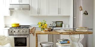 Nice Vase Square White Stained Wooden Dresser Long Brown Varnished Desk  Modern Design Best Small Kitchen