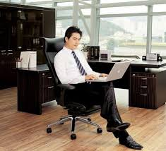 comfortable office. No Matter How Far Back Your Office Chair Reclines, It\u0027s Never As Comfortable Lying Down. Thanko\u0027s Anychair Solves That Problem. D