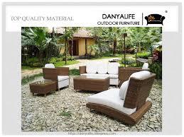 luxurious outdoor furniture. dysfd7606 danyalife luxury outdoor furniture rattan wicker garden sofaschina luxurious