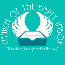 Empty inbox Google Church Of The Empty Inbox Shirt Fixkb Church Of The Empty Inbox Shirt Topatoco