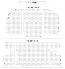 Seating Chart For Neil Simon Theater In Nyc The Most Incredible Neil Simon Theatre Seating Chart