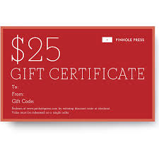 Customized Gift Certificates Gift Certificate For Photo Gifts Cards