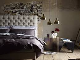 Bedroom: Industrial Bedroom Awesome 21 Industrial Bedroom Designs Decoholic  - Industrial Chic Bedroom