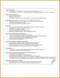 Resume Interests Examples Sugarflesh Career Personal Interes