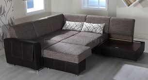 Great Sectional With Bed Sofa Great Sectional Sofa Bed Ideas Leather