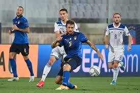 Nations League Bosnia Italia le formazioni e la cronaca del match