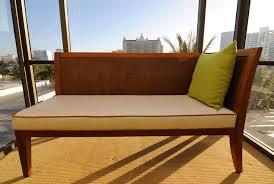 custom sunbrella cushions. Perfect Cushions BenchWindow Cushions With Custom Sunbrella L