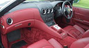 Keep your pet safely secured. 2002 Ferrari 575 Classic Driver Market