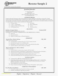 College Student Resume Simple Example Student Resume For College