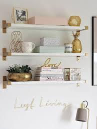 how to hang floating shelves ikea lack