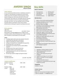 English Teacher resume 4 ...