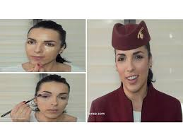 easy makeup ideas for guys inspirational qatar airways make up tutorial cabin crew excellence