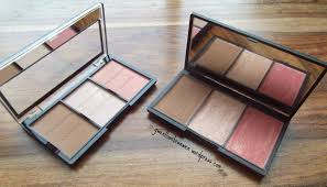 sleek vs makeup revolution contour palettes