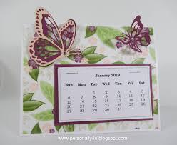 3d Paper Flower Calendar Personally Yours Floral Romance 3d Desk Calendar
