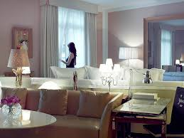 Style And The View Distinguish The Superior Rooms At Le Méridien Le Living Room