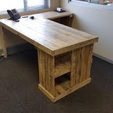 pallet furniture desk. Pallet Furniture Desk