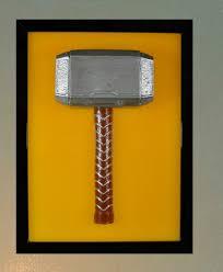 Thor Hammer Led Light Amazon Com Thors Hammer Mjolnir Wax Painting Led Light Box