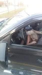 Cheating Wife Sucks Dick Car