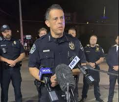 Police arrest suspect in Austin mass shooting - Los Angeles Times