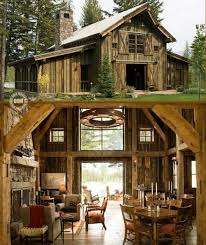 20 Cozy Barn Homes You Wish You Could Live In [PICS] - Wide Open