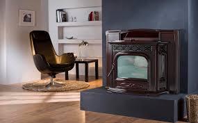 Lot Detail  JAMESTOWN PELLET STOVE FIREPLACE INSERTPellet Stove Fireplace Insert