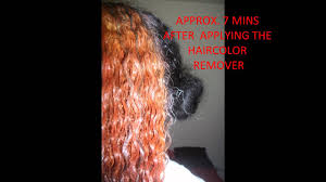 loreal hair color remover review wmv
