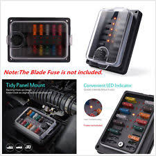 240sx fuse box cover in parts & accessories ebay S13 Coupe led indicator waterproof protection cover blade fuse box holder atc ato 10 way
