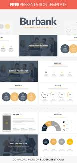 Burbank Website Design Burbank Free Business Proposal Presentation Template