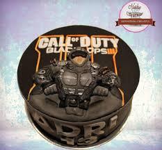 Call of Duty III cake cake by Machus sweetmeats CakesDecor