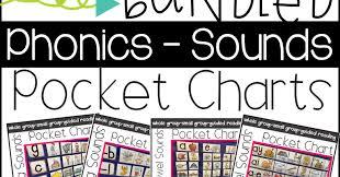See Jane Teach Multiage Phonics Pocket Charts