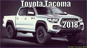 Toyota Tacoma 2018 TDR Sport Diesel Review - YouTube