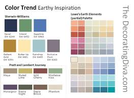 Small Picture Decorating Color Palettes