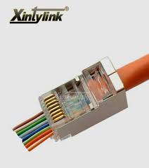 straight through ethernet cable xintylink ez rj45 connector ethernet straight through ethernet cable xintylink ez rj45 connector ethernet cable plug cat6 cat5e cat5