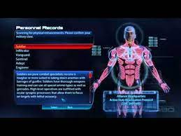 Mass Effect 3: introducing Ricky Shepard - YouTube