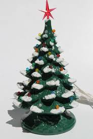 China Artificial Christmas Tree Suppliers Artificial Christmas Ceramic Tabletop Christmas Tree With Lights