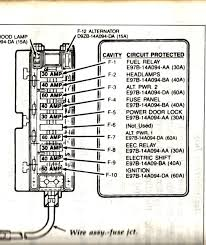 1992 ford ranger wiring diagram 1992 image wiring 1992 ford ranger fuse box diagram 1992 auto wiring diagram schematic on 1992 ford ranger wiring