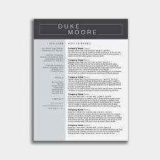 Best Resume Templates 2015 Best Resume Sample Free Download New Resume Resume Format All